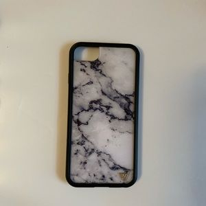 Marble iPhone 6 Wildflower phone case